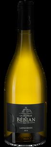 Вино La Chapelle de Bebian Blanc, Prieure Saint-Jean de Bebian, 2014 г.