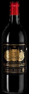 Вино Chateau Palmer, 1993 г.