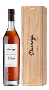 Арманьяк Bas-Armagnac Darroze Unique Collection Сhateau de Gaube a Perquie 1966, 1966 г.