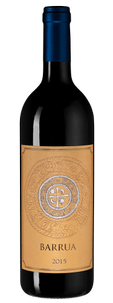 Вино Barrua, Agricola Punica, 2015 г.