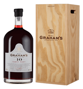 Портвейн Graham's 10 Year Old Tawny Port, Graham`s