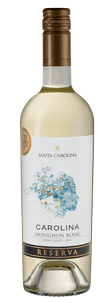 Вино Carolina Reserva Sauvignon Blanc, Santa Carolina, 2019 г.