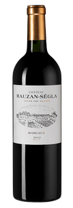 Вино Chateau Rauzan-Segla, 2012 г.