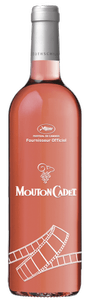 Вино Le Rose de Mouton Cadet, Baron Philippe de Rothschild, 2014 г.