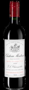 Вино Chateau Montrose, 1990 г.