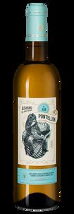 Вино Pontellon Albarino, Bodegas Horacio Gomez Araujo, 2017 г.