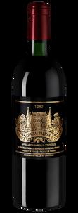 Вино Chateau Palmer, 1982 г.