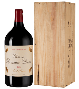 Вино Chateau Branaire-Ducru, 2012 г.