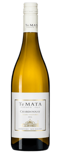 Вино Estate Vineyards Chardonnay, Te Mata, 2016 г.