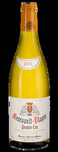 Вино Meursault Premier Cru Blagny, Domaine Thierry et Pascale Matrot, 2014 г.