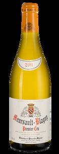 Вино Meursault Premier Cru Blagny, Domaine Thierry et Pascale Matrot, 2011 г.