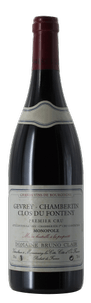 Вино Gevrey-Chambertin Premier Cru Clos du Fonteny, Domaine Bruno Clair, 2013 г.