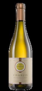 Вино Chablis, Domaine des Chenevieres, 2015 г.