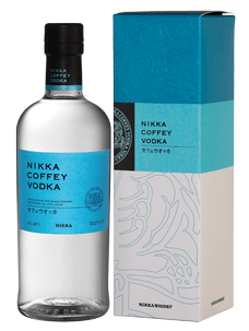 Водка Nikka Coffey Vodka