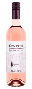Вино Centine Rose, Castello Banfi, 2018 г.