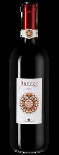Вино Brezza Rosso, Lungarotti, 2016 г.