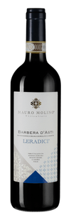 Вино Barbera d'Asti Leradici, Mauro Molino, 2018 г.