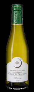 """Вино Chablis Premier Cru """"Montmains"""", Jean-Marc Brocard (Domaine Sainte-Claire), 2014 г."""