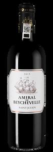 Вино Amiral de Beychevelle (Saint-Julien), Chateau Beychevelle, 2015 г.
