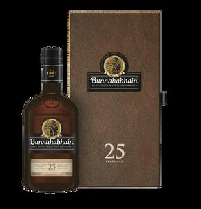 Виски Bunnahabhain Aged 25 Years