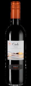 Вино Merlot e Raboso, Cielo, 2018 г.
