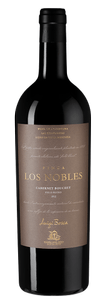 Вино Cabernet Bouchet Finca Los Nobles, Luigi Bosca, 2012 г.