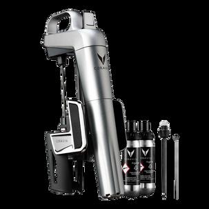 Система для подачи вин по бокалам Coravin Model 2 Elite (Серебристый)
