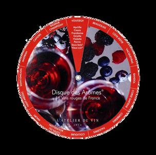 Диск винных ароматов  L'atelier Du Vin