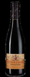 Вино Chateauneuf-du-Pape Cuvee Tradition Rouge, Chateau de la Gardine, 2015 г.