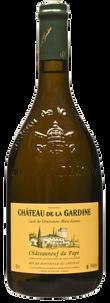 """Вино Chateauneuf-du-Pape """"Cuvee des Generations Marie-Leoncie"""" Vieilles Vignes, Chateau de la Gardine, 2004 г."""