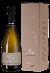 Игристое вино Prosecco Superiore Valdobbiadene Giustino B., Ruggeri, 2017 г.
