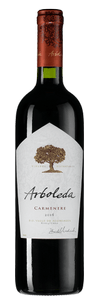 Вино Carmenere, Vina Arboleda, 2016 г.