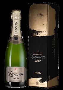 Шампанское Lanson Gold Label Brut Vintage, 2009 г.