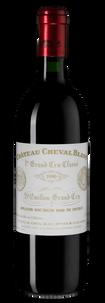 Вино Chateau Cheval Blanc, 1990 г.