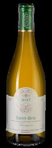 Вино Sauvignon Saint-Bris, Jean-Marc Brocard (Domaine Sainte-Claire), 2017 г.