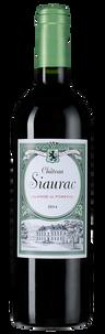Вино Chateau Siaurac, Chаteau Siaurac, 2014 г.