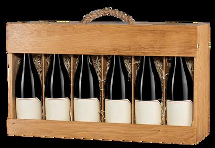 Сет для 12-ти бутылок, Бургонь(дуб)