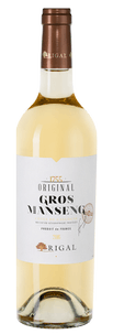Вино Gros Manseng, Rigal, 2016 г.