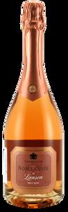 Шампанское Noble Cuvee de Lanson Brut Rose