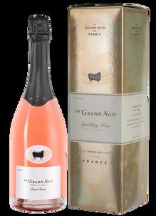 Игристое вино Le Grand Noir Brut Reserve Rose, Les Celliers Jean d'Alibert