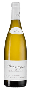 Вино Bourgogne, Maison Leroy, 2016 г.
