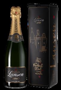 Шампанское Lanson Black Label Brut