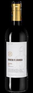 Вино Romero de Aranda Crianza, Bodegas Valparaiso, 2015 г.