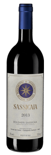 Вино Sassicaia, Tenuta San Guido, 2013 г.