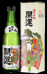 Саке Kaiun Tokusen Junmai Ginjo