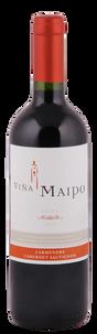 Вино Carmenere/Cabernet Sauvignon, Vina Maipo, 2014 г.