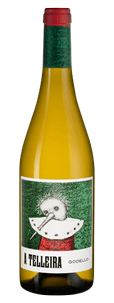 Вино A Telleira, Reboreda, 2018 г.