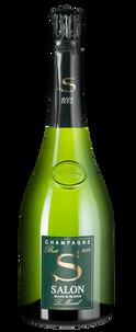 """Шампанское Brut Blanc de Blancs Le Mesnil """"S"""", Salon, 2002 г."""