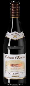 Вино Cote Rotie Chateau d'Ampuis, Guigal, 2015 г.