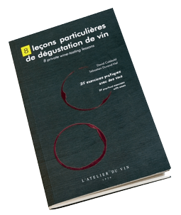 Буклет-викторина L'atelier Du Vin на французском